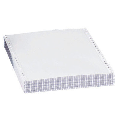 Sparco Plain Perforated Carbonless Paper