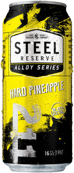 Steel Reserve® Alloy Series Hard Pineapple 16 fl. oz. Can