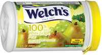 Welch's®  Frozen 100% White Grape Pear Juice Concentrate
