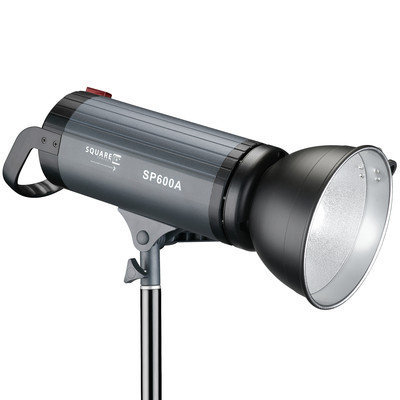 Square Perfect 600W/S SP600A Strobe / Flash Head Photography Studio Lighting