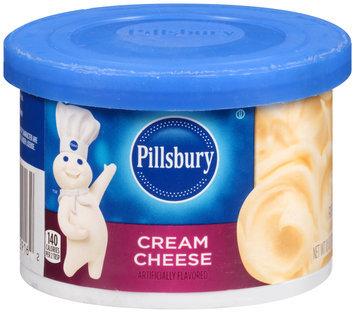 Pillsbury Cream Cheese Frosting 10 oz. Tub