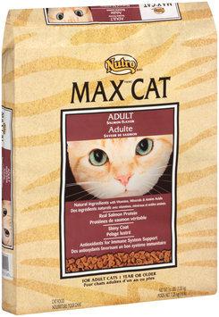 Nutro® Max™ Cat Adult Salmon Flavor Cat Food 16 lb. Bag