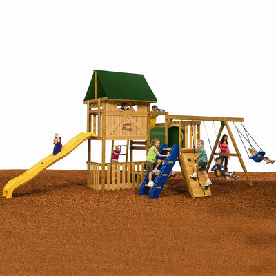 PlayStar Great Escape Ready to Assemble Bronze Play Set