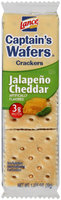 Lance® Captain's Wafers® Jalapeno Cheddar Sandwich Crackers