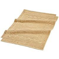 Superior Egyptian Cotton 2 Piece Bath Mat Set