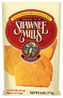 Shawnee Mills Buttermilk Yellow Cornbread Mix 6 Oz Packet