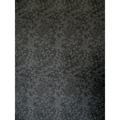 Stwd Floral Fitted Bassinet Sheet Color: Charcoal Gray