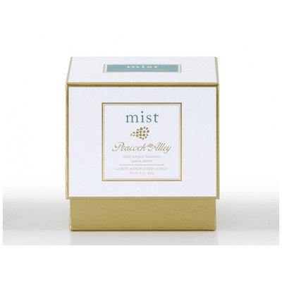 Peacock Alley Mist Candle