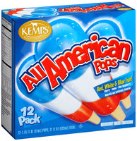 Kemps® All American Pops 12 ct Box