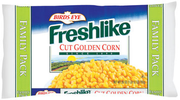 Freshlike Cut Golden Corn Family Pk Frozen Vegetables 28 Oz Bag