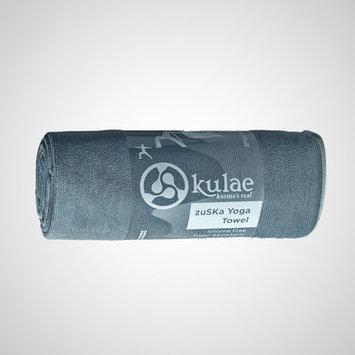 Kulae Zuska Premium Yoga Towel Color: Slate
