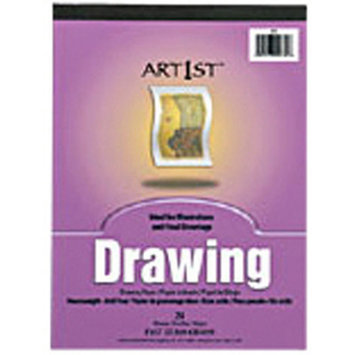 Pacon Creative Products Art1st Drawing Pad 12x18
