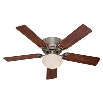 Hunter Fan Company Hunter Fans - 53074 - Low Profile III Plus - 52 Inch Ceiling Fan