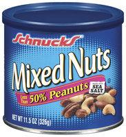 Schnucks Mixed Nuts