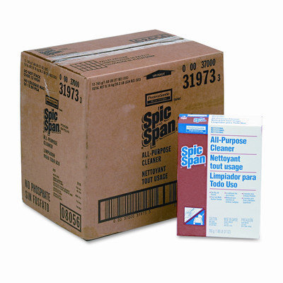 Spic 'n Span Spic and Span All-Purpose Floor Cleaner, 27oz Box