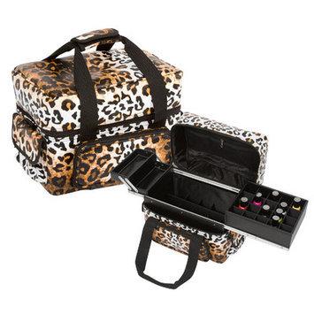 Seya Nail Polish Artist Storage Bag Makeup Case