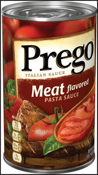 Prego® Italian Sauce Meat Flavored Pasta Sauce 18.5 oz. Can