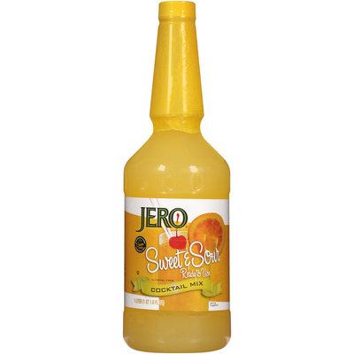 Jero® Sweet & Sour Cocktail Mix 33.8 fl. oz. Bottle