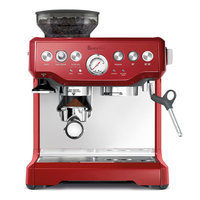 BrevilleA Barista Expressa ¢ with Conical Burr Grinder and Dose Control