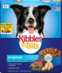 Kibbles 'n Bits Original Savory Beef & Chicken Flavor Dry Dog Food, 45-Pound