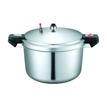 Pn Poongnyun 20-Cup Stovetop Commercial Pressure Cooker