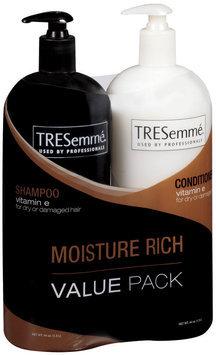 TRESemmé Moisture Rich Value Pack Shampoo/Conditioner