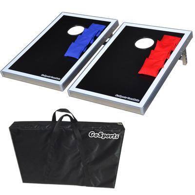 A Go Pong CornHole Bean Bag Toss Game - Go Pong