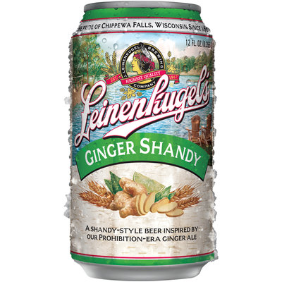 Leinenkugel's® Ginger Shandy 12 fl. oz. Can