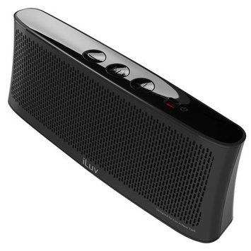 iLuv WaveCast Portable Bluetooth Wireless Speaker