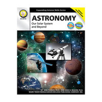 Carson-dellosa Publishing Astronomy Our Solar System & Beyond