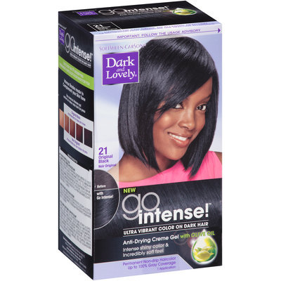 Dark and Lovely® Go Intense!™ for All Hair Types 1 Kit Box
