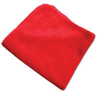 O-cedar MaxiPlus Multi-Purpose Microfiber Cloth (Set of 12) Color: Red