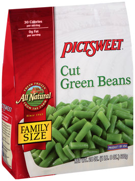 Pictsweet® All Natural Cut Green Beans 24 oz. Bag