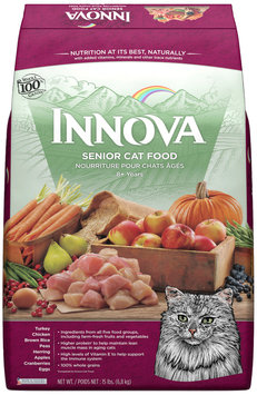 Innova Senior Cat Food 15 lb. Bag
