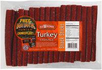 Old Wisconsin® Turkey Sausage Snack Sticks 28 oz. Pack