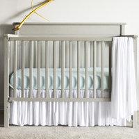 Oliver B Modal Dust Ruffle/Crib Skirt