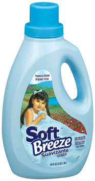 Soft Breeze Original Fresh Liquid 21 Loads Fabric Softener