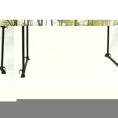 Vitavibe Professional Series Twin Bar Ballet Barre Size: 8 ft.