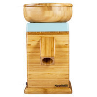 Nutrimill Harvest Grain Mill Color: Blue