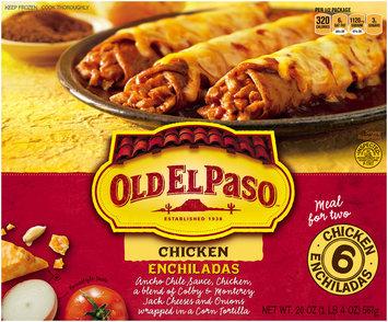 Old El Paso® Chicken Enchiladas