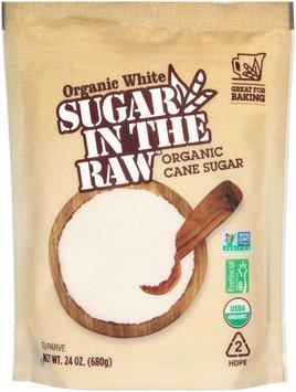 Sugar in the Raw™ Organic White Cane Sugar