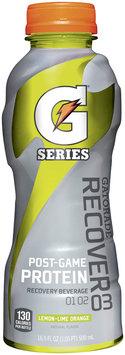 Gatorade® G Series® Recover Lemon-lime Orange Drink