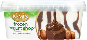 Kemps® Frozen Yogurt Shop™ Chocolate Hazlenut Frozen Yogurt Plastic Tub