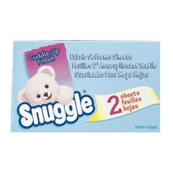 Snuggle Dryer Sheets Pkg Of 100 (Pack of 1)
