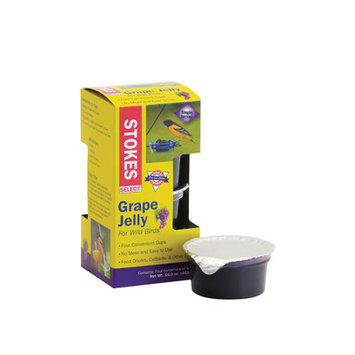 Stokes Select 4 Oz Grape Jelly Cups 4/Pack (38500)