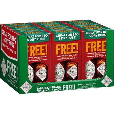 Tabasco® Brand Grilling Variety Pack 2-5 oz. Bottle