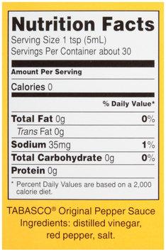 Tabasco® Brand Hot Sauce and Koozie 16-5 fl. oz. Boxes