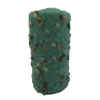 Starhollowcandleco Seaside Ocean Breeze Pillar Candle Size: 4