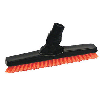 Syr Grout Brush BLK Bristles Color: Red