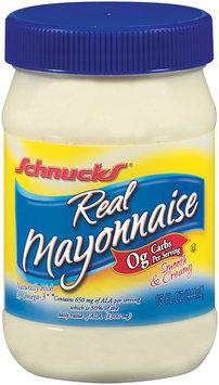 Schnucks Real Mayonnaise 15 Fl Oz Plastic Jar